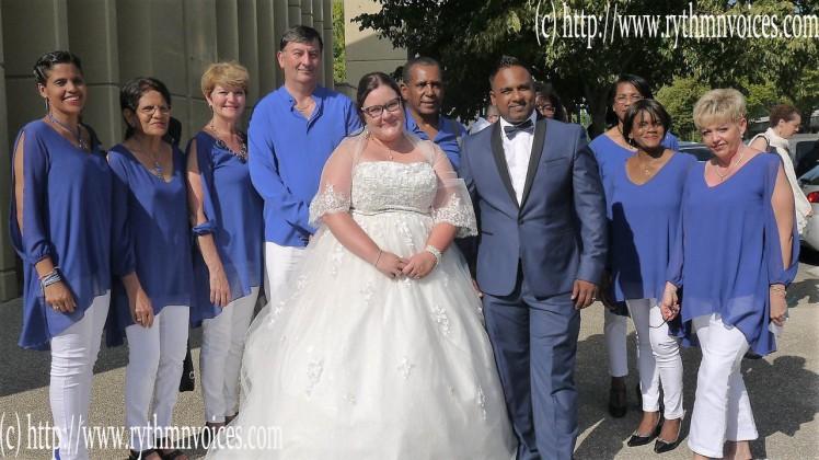 mariage outdoor