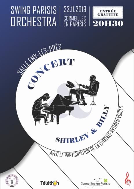 swing orchestra 23 nov